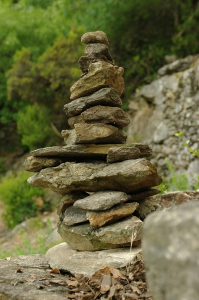 Cairn du courage