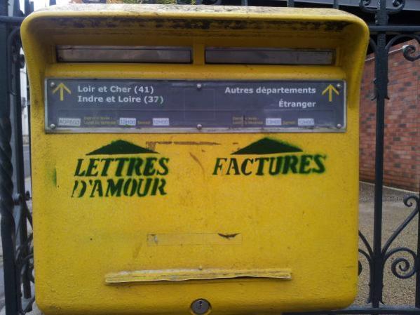 R cit de la course trail des hautes c tes 2013 par benman - Boites aux lettres la poste ...
