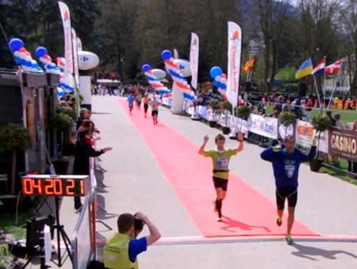R Cit De La Course Marathon D 39 Annecy 2015 Par Coco38
